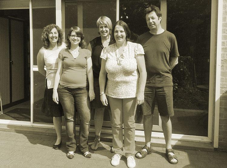ABF groepsfoto